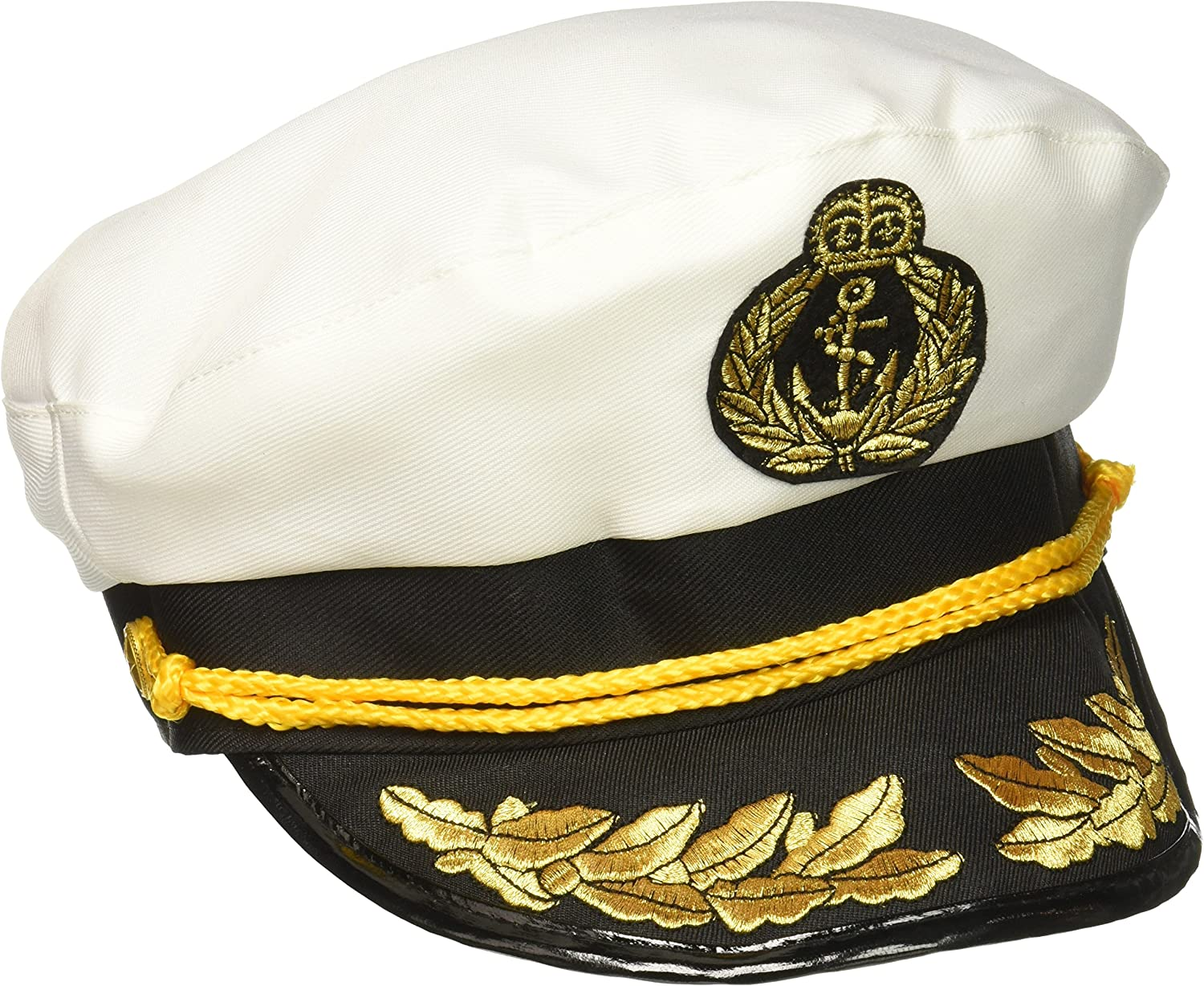 Forum Novelties Navy Captain Hat