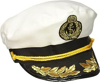 Forum Novelties Navy Captain Hat