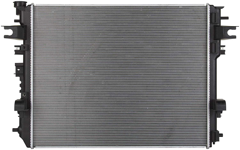Spectra Premium CU13129 Complete Radiator