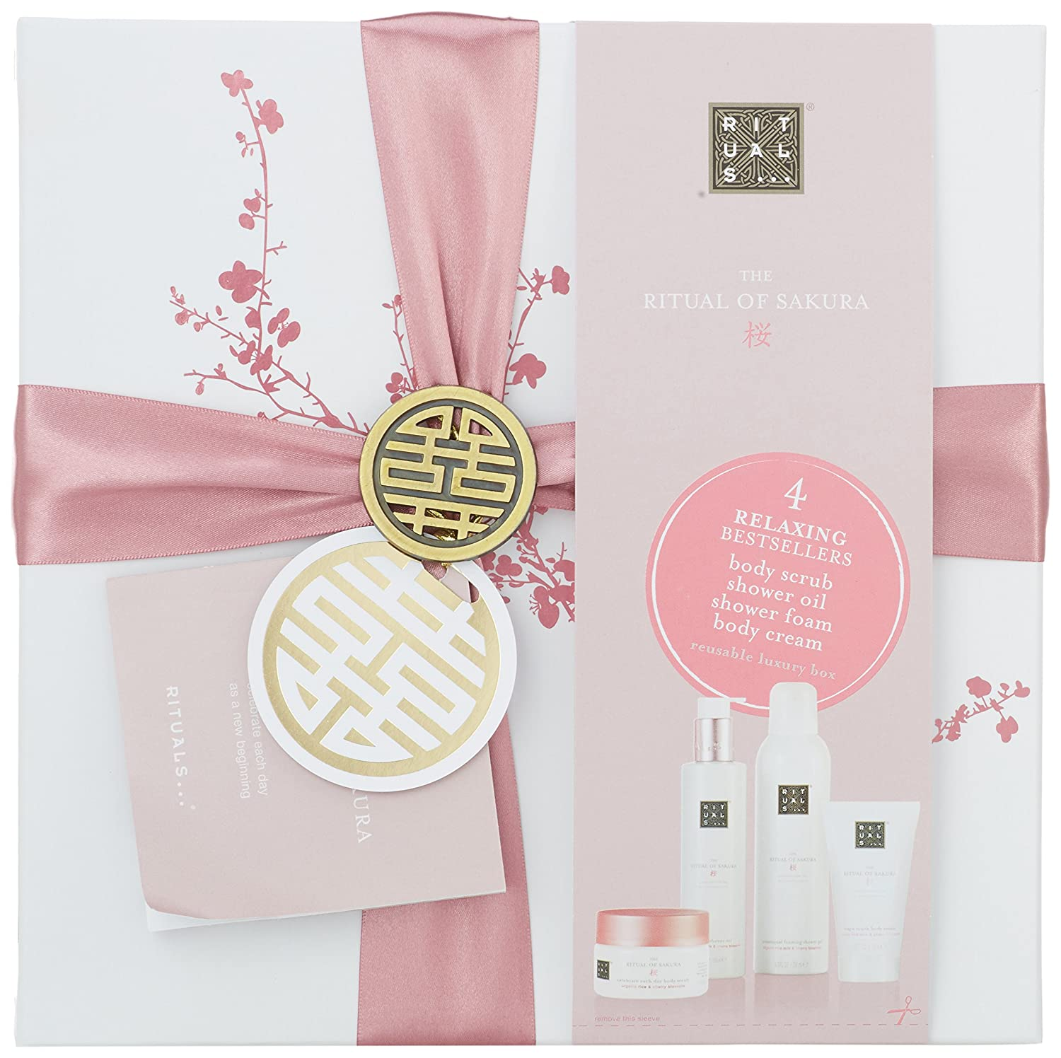 Amazon.com: Rituals The Ritual of Sakura Relaxing Ritual ...