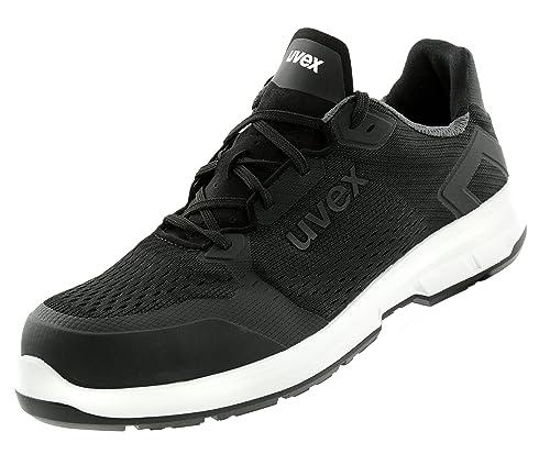 uvex 1 Sport Calzado de Trabajo S1 SRC ESD | Unisex | Zapatos de Seguridad con
