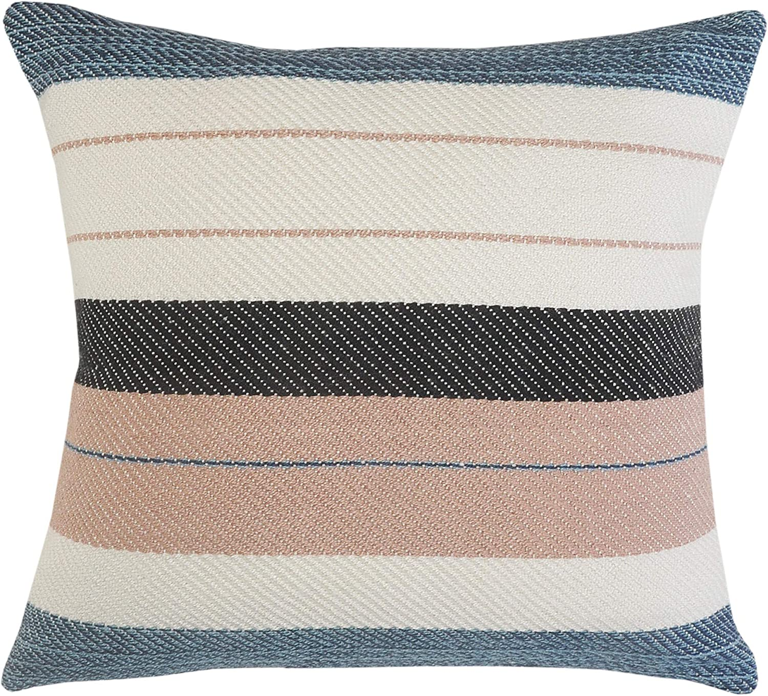 Worth The Hype Stripe Pillow