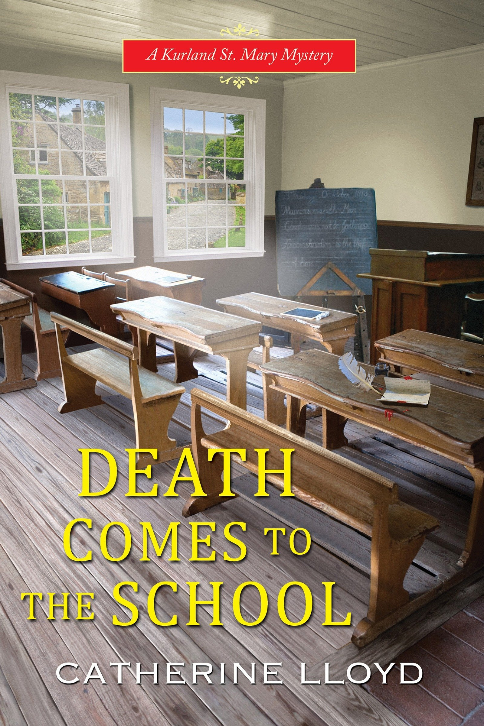 Death Comes to the School (A Kurland St. Mary Mystery) pdf epub