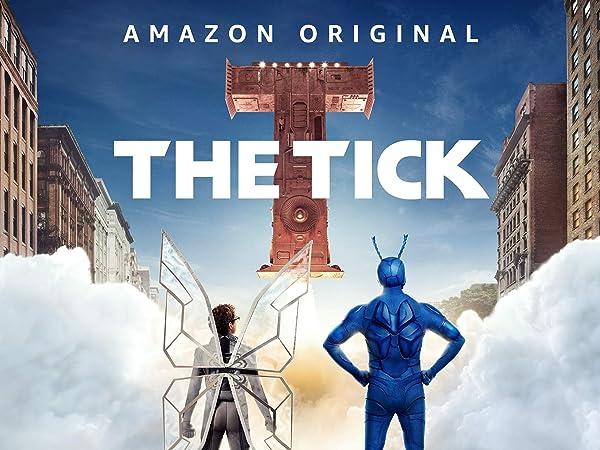 プライムビデオ英語字幕版The Tick / ティック~運命のスーパーヒーロー~の画像