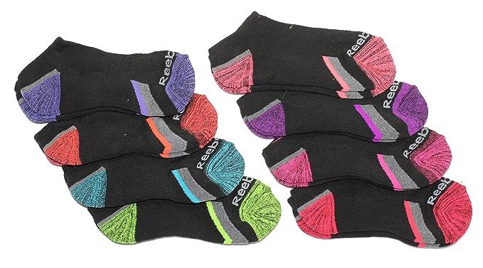 64973fdf58 Reebok Ladies Performance 8 Pack Low Cut Socks