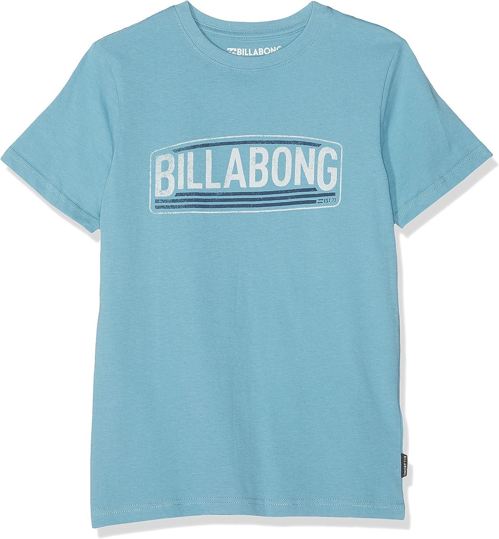 BILLABONG Atlantico SS Boy Camiseta para Ni/ños