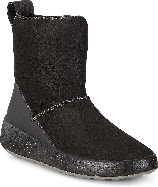 ECCO Shoes Women's Ukiuk Mid Fashion Boots