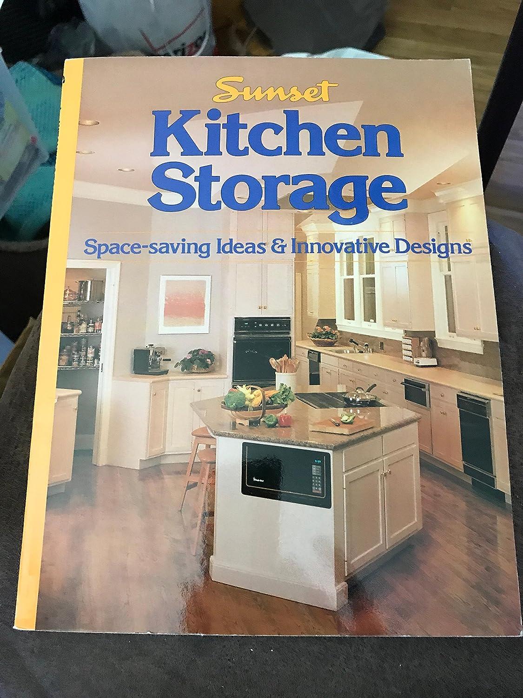 Amazon.com : sunset kitchen storage space saving ideas and ...