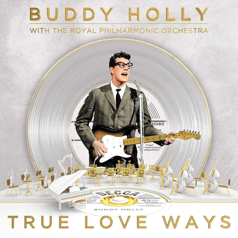 Amazon   True Love Ways [12 inch Analog]   Buddy Holly, Royal ...