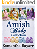 Amish Baby Collection: Four Amish Novellas: Amish Christian Romance