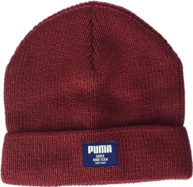 Puma Ribbed Classic Beanie – Gorro, Unisex Adulto, 21709 ...