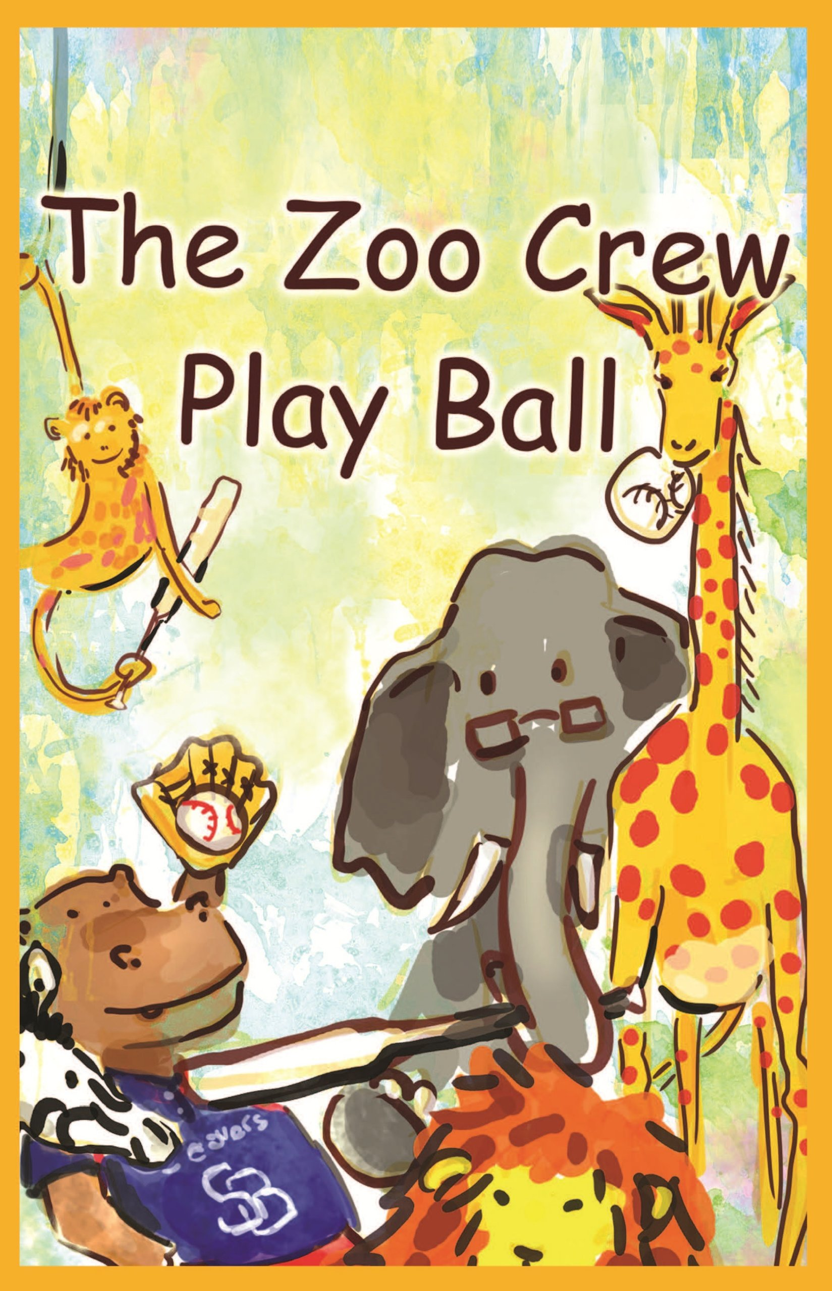 The Zoo Crew Play Ball pdf