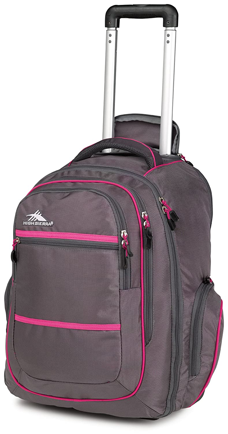 High Sierra Wheeled Backpack For School