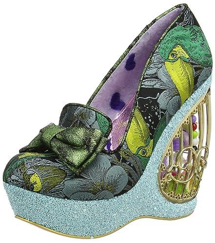 Irregular Choice Women's Ornate Agador Closed-Toe Heels Cheap Sale Nicekicks UX567s
