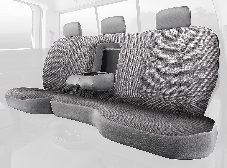 Rear Split Seat 60//40//Saddle Blanket Fia TRS42-17 GRAY TRS40 Solid Wrangler Solid Gray Seat Cover