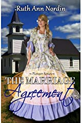 The Marriage Agreement (Pioneer Series Book 2) Kindle Edition