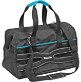 Makita P-71990 20-Inch Tool Bag with Gate Mouth - Black