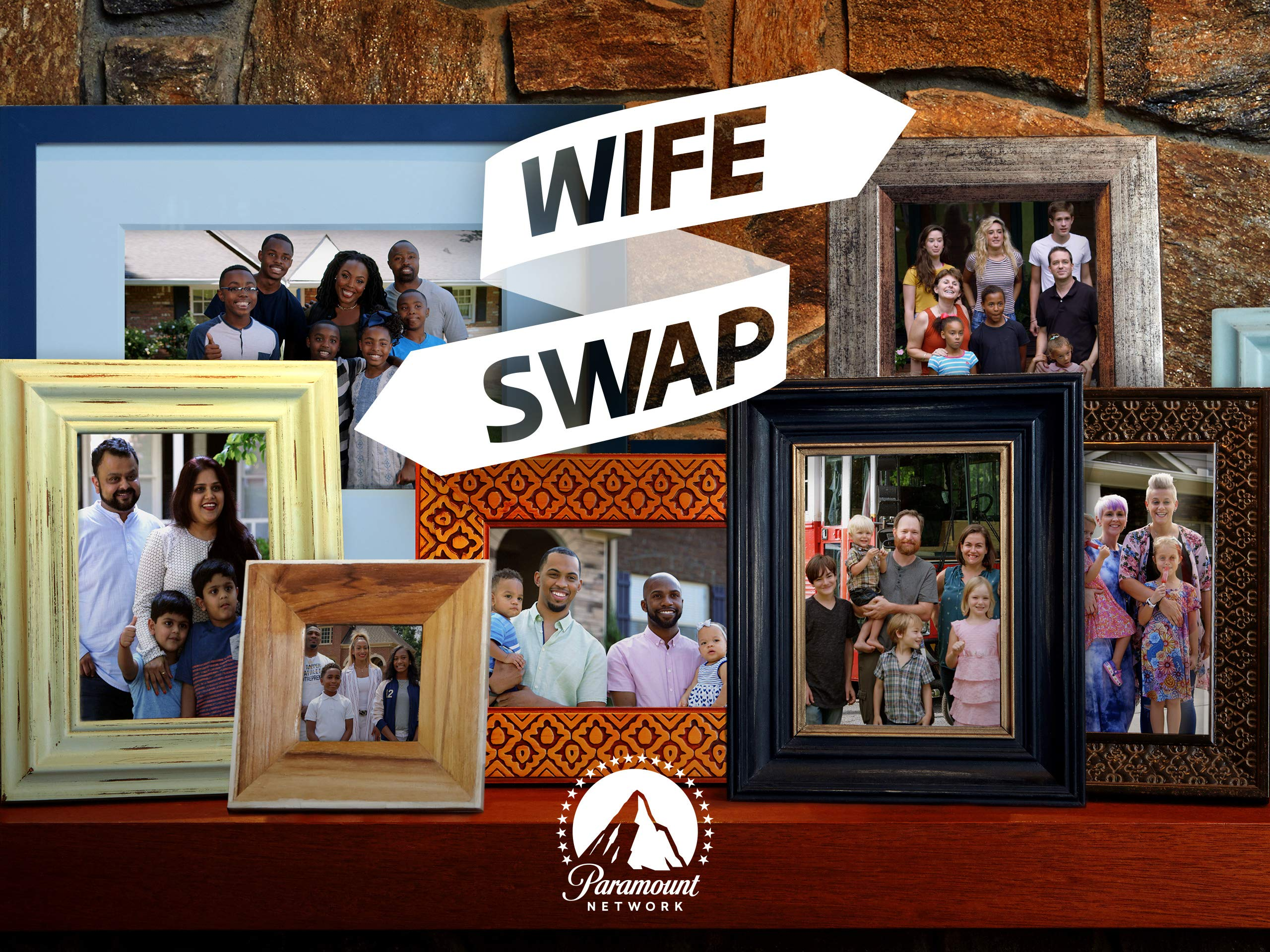 ecd7fc19a1d Amazon.com: Watch Wife Swap Season 1 | Prime Video