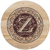 Thirstystone Sandstone Trivet Monogram Z