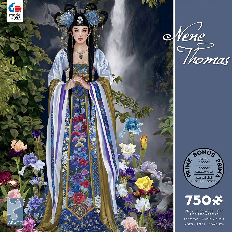 750 Pieces Nene Thomas Empress Hitomi Jigsaw Puzzle