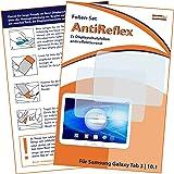 2x mumbi Displayschutzfolie Samsung Galaxy Tab 3 (10,1 Zoll) Schutzfolie AntiReflex matt