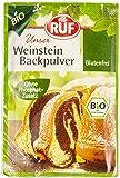 RUF Bio Weinstein Backpulver 20 x 3 er pack (20 x 3 x 20g )