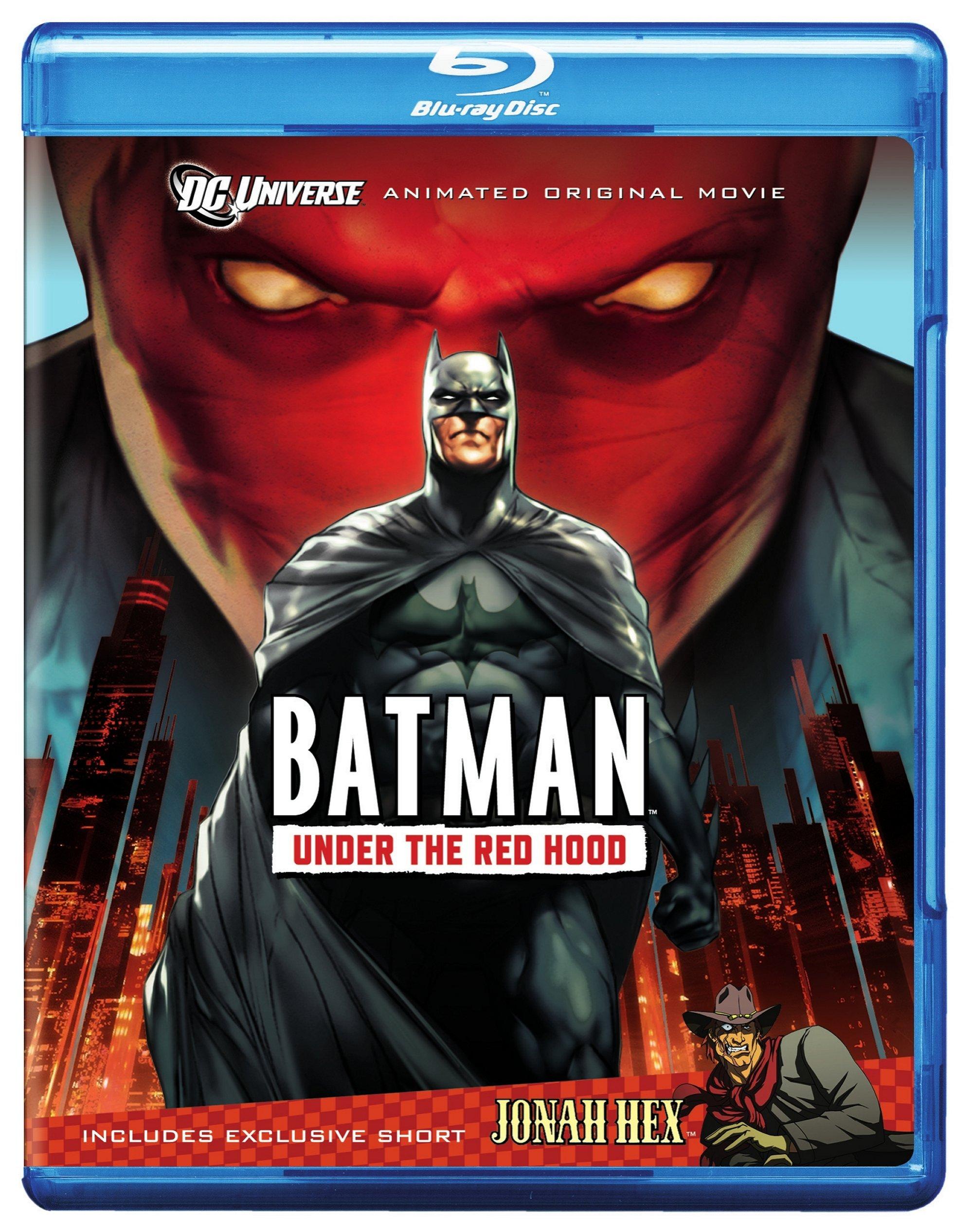 Blu-ray : Batman: Under the Red Hood (Eco Amaray Case)
