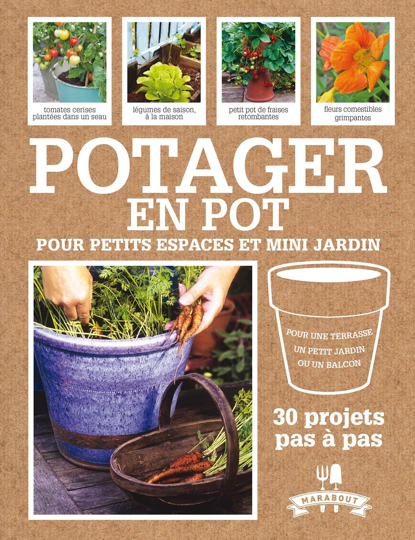Amazon Fr Potager En Pot Pour Petits Espaces Mini Jardi Kay