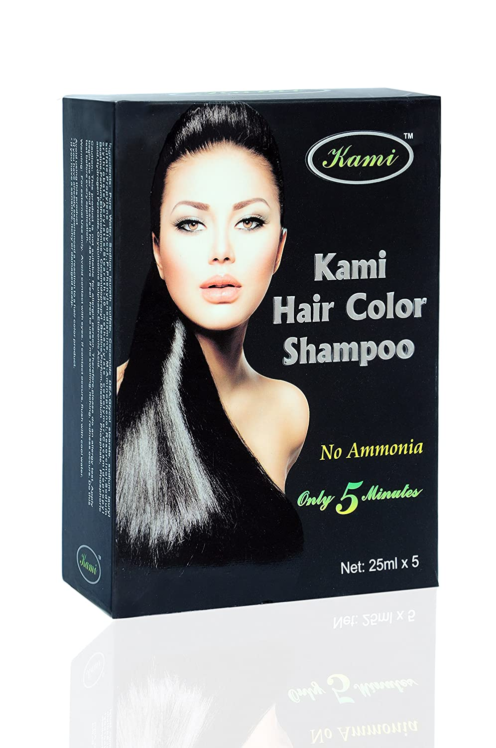 Buy Kami Hair Color Shampoo Online At Low Prices In India Amazon