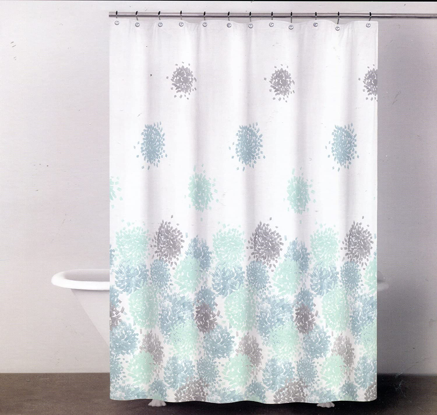 shower curtains attractive design inspiration curtain plush ideas