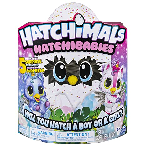 HATCHIMALS hatc himals 6046468 hatchibabies Uni Cotorra