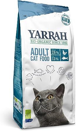 Yarrah Gato Pienso De Pescado con Proteina 800Gr. Bio 1 Unidad 800 g