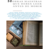 50 Obras Maestras que debes leer antes de morir : Vol. 4 (Bauer Books) (50 Classics you must read before you die… book cover
