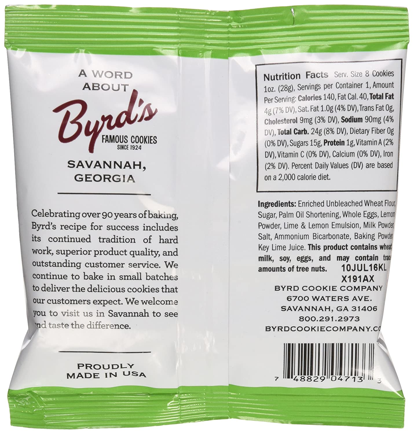 recipe: where to buy byrds cookies [29]