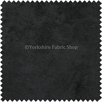Yorkshire Fabric Shop Suave tapicería chenilla de terciopelo ...