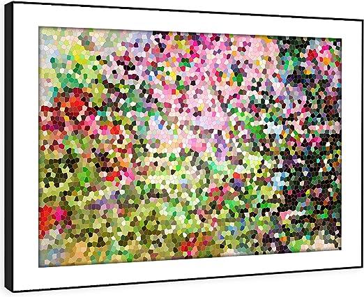 Bfab1523e Photo Encadrée Imprimer Wall Art Pixel Art
