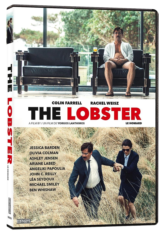 The Lobster (Le Homard) (Bilingual) Colin Farrell Rachel Weisz Lea Seydoux John C Reilly