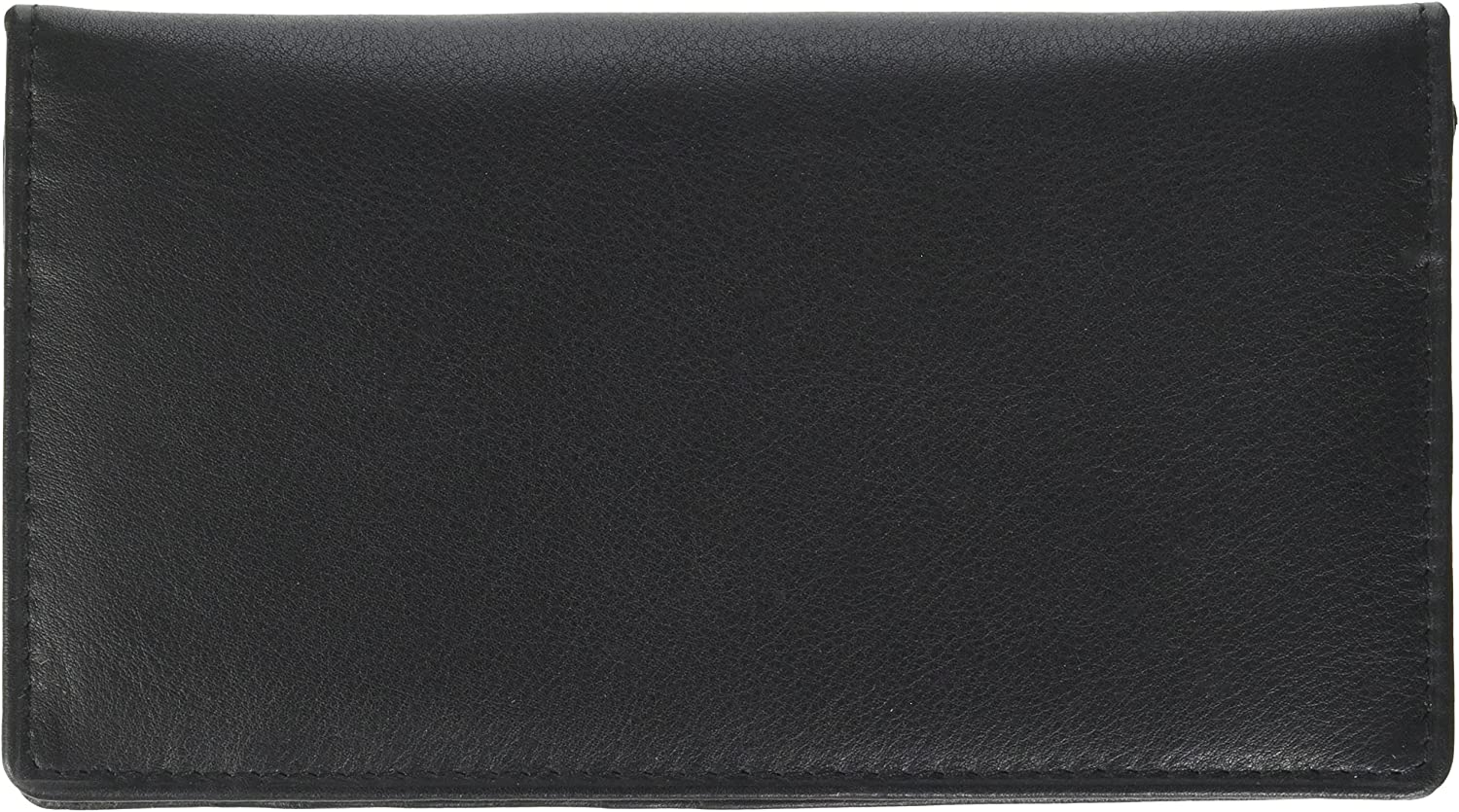 Siskiyou NHL Genuine Leather Deluxe Checkbook Cover