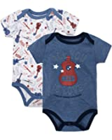 The Beatles Baby Boys Value Pack Bodysuits LihxbP3f