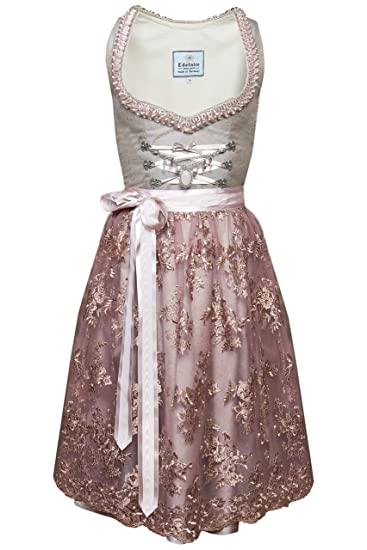 ad0b105bfbce Edelnice Trachtenmode Made in Germany Exklusive Designer Midi Dirndl ...