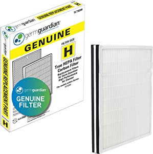 Germ Guardian FLT9200 True HEPA GENUINE Air Purifier Replacement Filter H and Carbon Combo Pack for GermGuardian Purifier AC9200