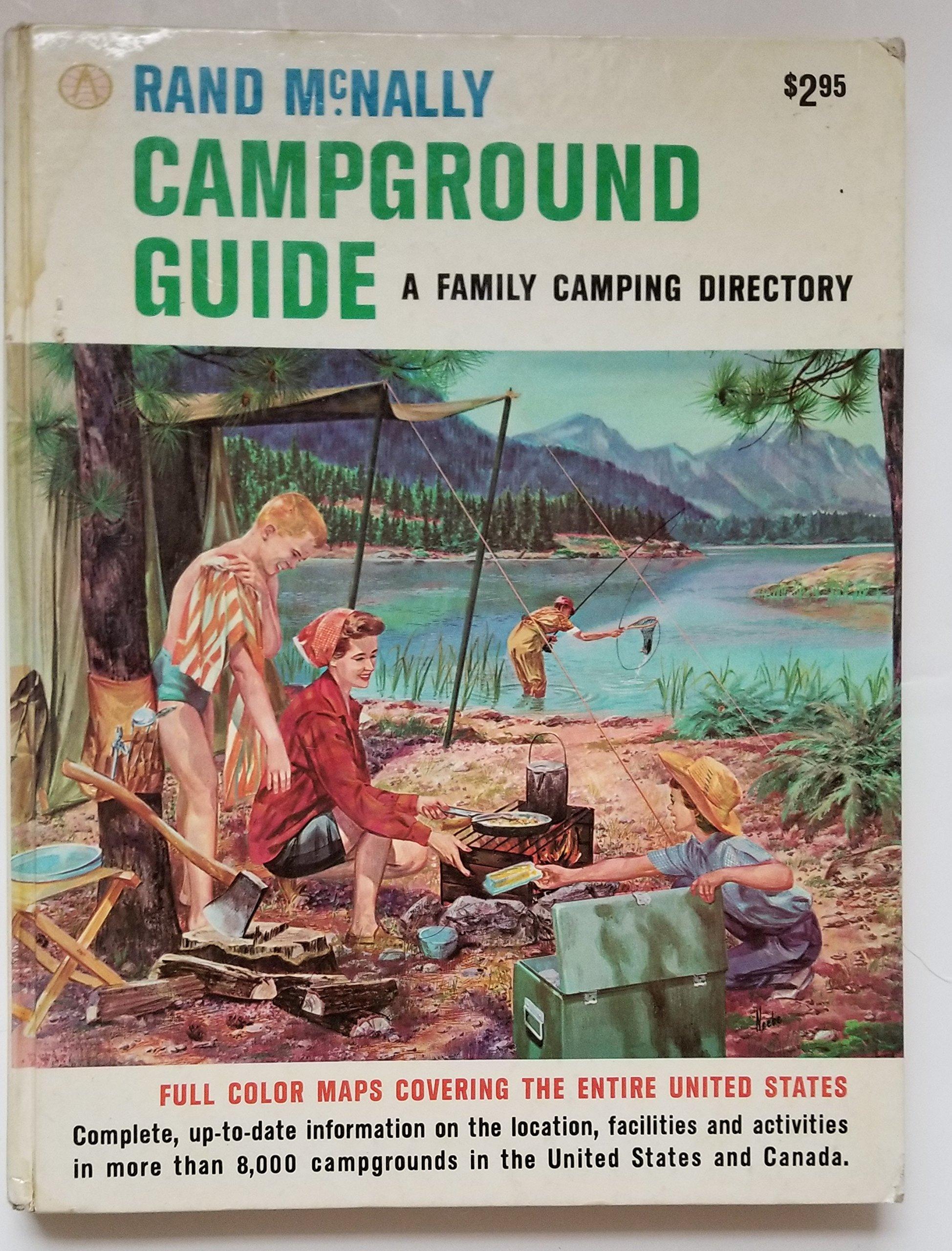 Good sam road atlas, 17th edition rand mcnally 0528020099.