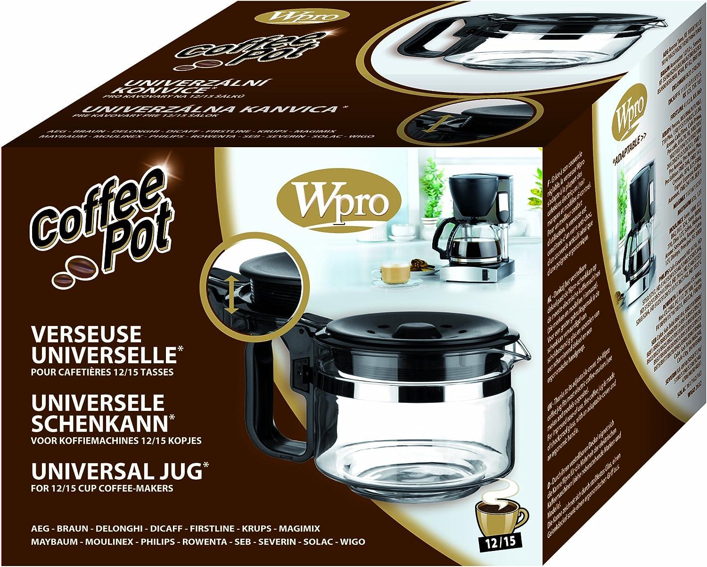 Wpro UCF100 - Jarra universal (12/15 tazas): Amazon.es: Hogar