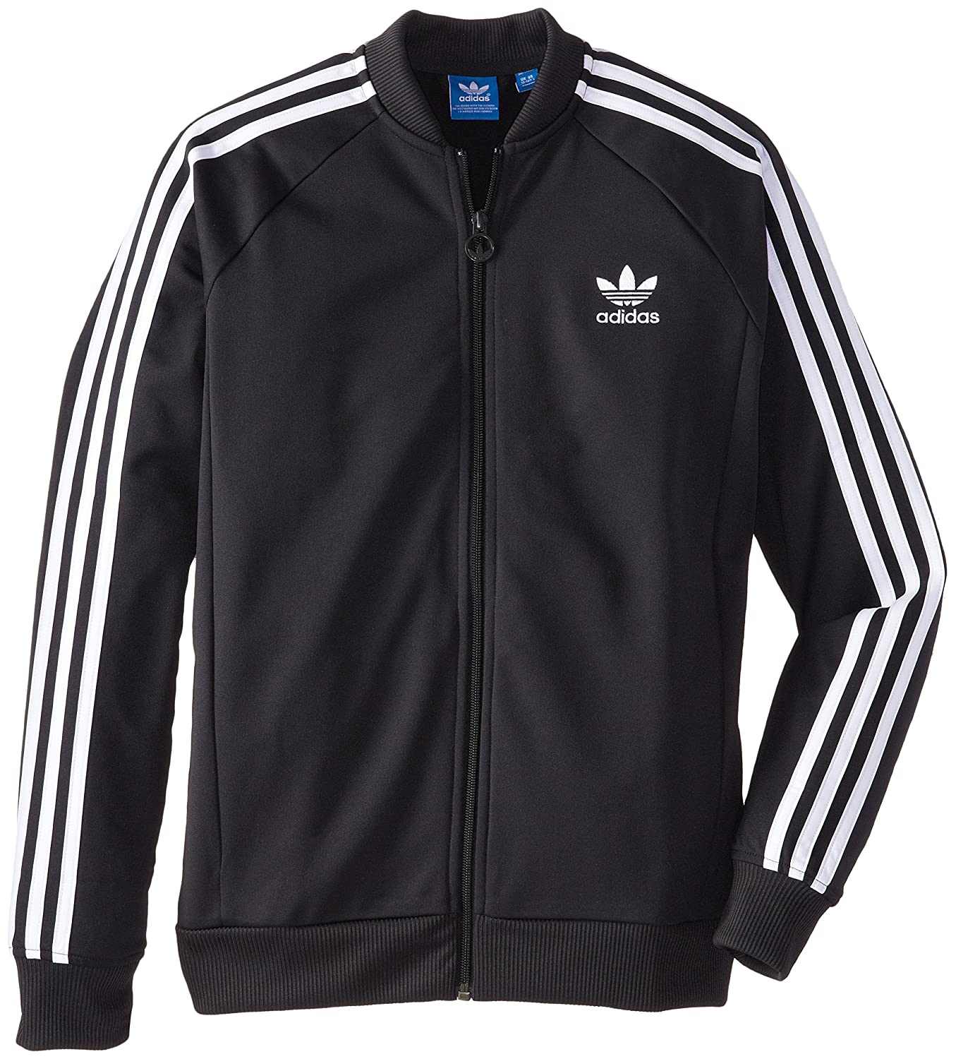 9c8810c5d0c Amazon.com: adidas Originals Boys' Superstar Track Top: Clothing