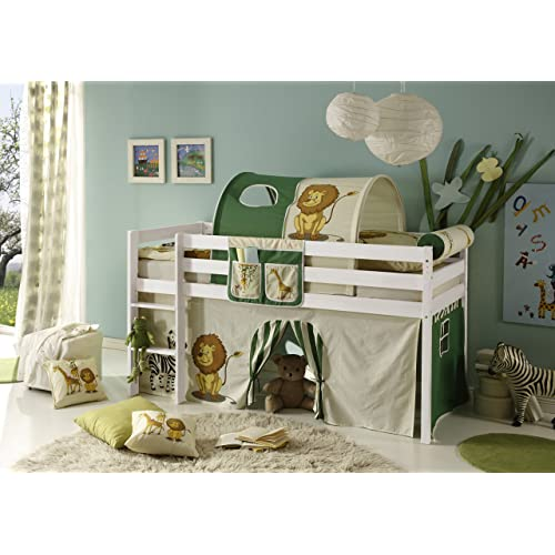 Kinderbett hochbett for Jugendzimmer stockbett
