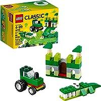 LEGO Juego de Construcción Classic Caja Creativa, Color Verde (10708)