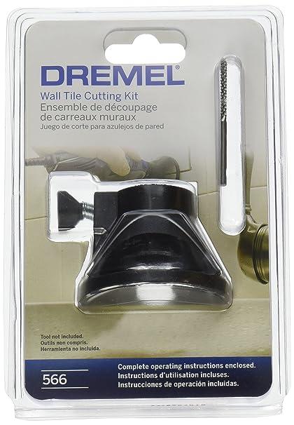 Dremel 566 Tile Cutting Kit Amazon