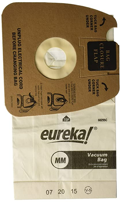 Top 10 Eureka Mm Vacuum Bags 3670E