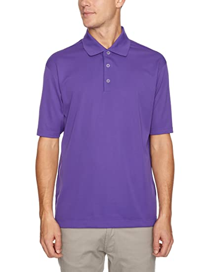 c7981b25a Nike Men's Dri-FIT Tech Solid Polo Shirt, Varsity Purple, XX-Large