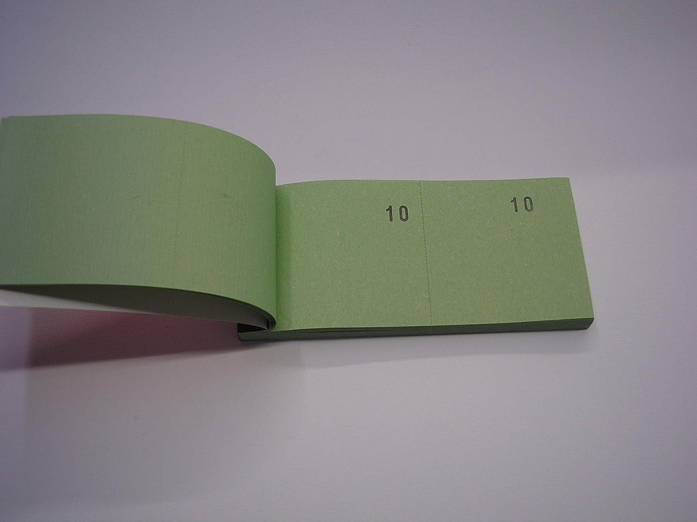 Blocchi numerati 1-1000 BM 10 Blocchi